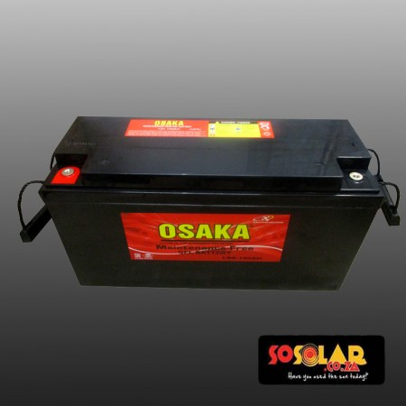 150Ah Osaka battery copy