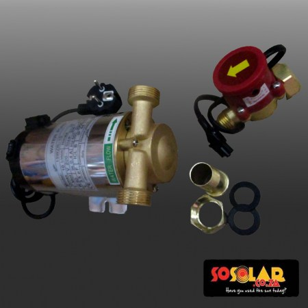 90w booster pump grey copy