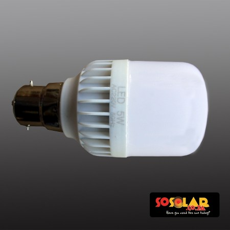 B22-5W LED bulb (energy saving light series)7