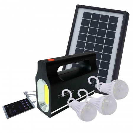 Multifuction Solar Lighting Sysytem 2