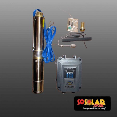 Solar bore hore pump SBP1 Sosolar3