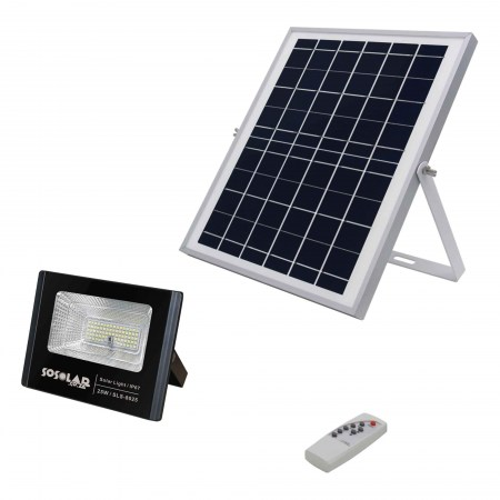 Sosolar 25w Flood Light5